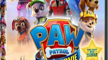 Paw Patrol: THe Movie Digital code #giveaway